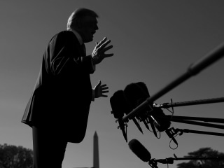 Trump pushes the bounds of his power