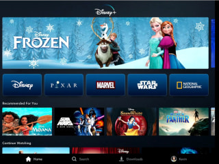 Disney+ streaming service will be available starting Nov. 12 for $6.99 a month