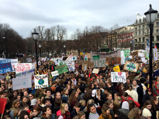 'Climate before cash': How young Norwegians are driving change in the country's oil industry