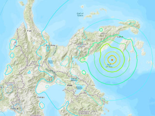 6.8 magnitude earthquake off Indonesia coast prompts tsunami warnings