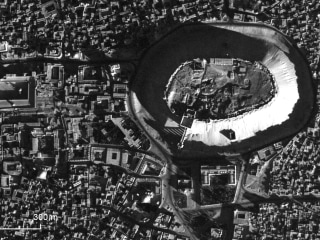Declassified U-2 spy plane photos are helping archaeologists uncover ancient sites