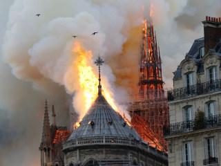 No sign Notre Dame fire was criminal, Paris prosecutor says