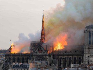 Notre Dame's restoration after fire will be 'painstaking,' experts say