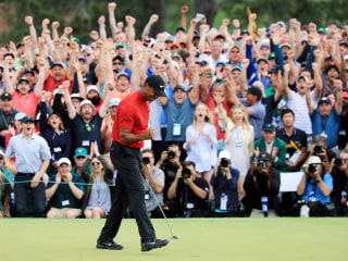 Tiger Woods' historic return from 8 knee and back surgeries