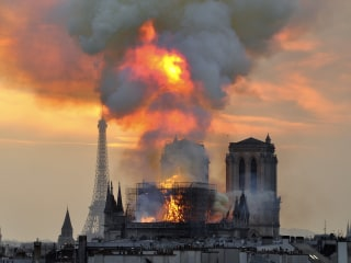 Notre Dame Cathedral fire spurs Islamophobic conspiracy theories on social media