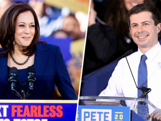 Hedging their bets: Some Democratic donors back more than one 2020 contender