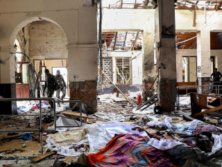 More than 200 killed as Easter Sunday blasts hit churches, hotels in Sri Lanka