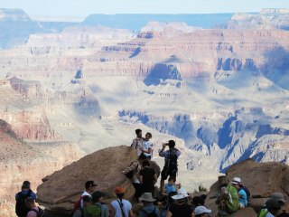 Woman dies in over-the-rim fall inside Grand Canyon National Park