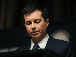 Rivals are scrambling to dig up dirt on Pete Buttigieg