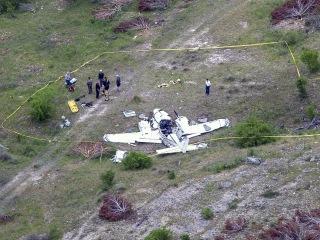 Texas plane crash leaves Six people dead