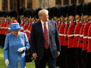 Trump to make state visit to the United Kingdom in June