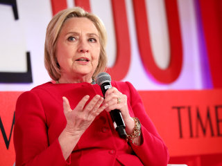 Hillary Clinton: Anyone but Trump would have been indicted