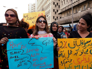Police to allow transgender recruits in Pakistan province