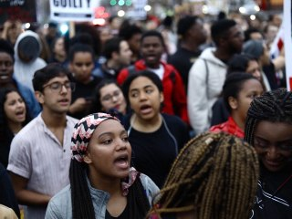 Police shooting near Yale exposes complex racial divide