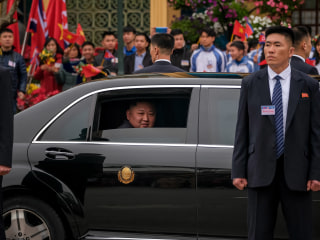Daimler says it has no idea how Kim Jong Un got his limos