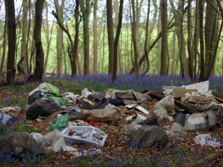 Illegal dumping is the 'new narcotics' for organized criminals in the U.K.