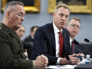 Trump to nominate Shanahan as defense secretary, despite reservations