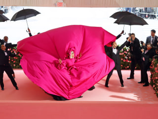 Stars on the Met Gala's pink carpet