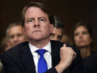 House panel sues to force testimony from former Trump White House counsel