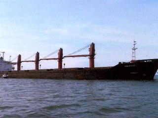 North Korea demands return of cargo ship seized by U.S.