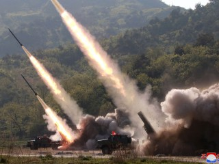 North Korea tested 'multiple ballistic missiles' in latest launch, Pentagon says