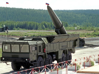 North Korea's new missile has Russian fingerprints 'all over' it