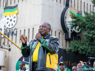 South Africa President Cyril Ramaphosa vows to purge ANC of 'deviant tendencies'