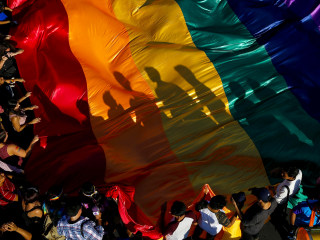 European LGBTQ rights have eroded in past year, advocacy group warns