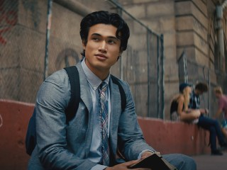 In his first feature film, actor Charles Melton is learning to 'trust the process'