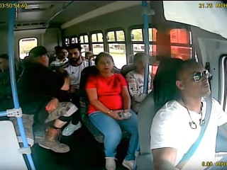 Suspect arrested in racist attack aboard New Jersey bus