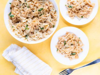 A 15-minute potluck pasta salad for your summer barbecues