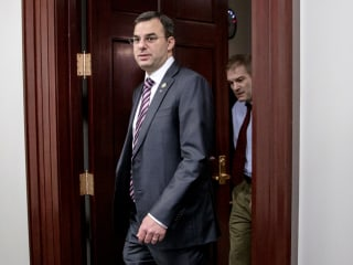 Trump calls Justin Amash 'loser' after GOP lawmaker said president's conduct was 'impeachable'