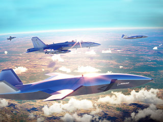 Robotic fighter jets could soon join military pilots on combat missions. Here's why.