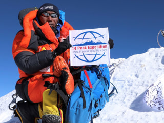Sherpa guide Kami Rita climbs Mount Everest for 24th time, extends own record