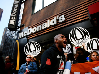 McDonald's faces 25 new sexual harassment charges