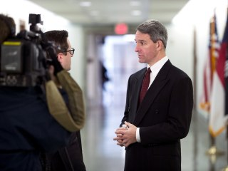 Trump expected to name Ken Cuccinelli to immigration role