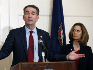 Unclear if Virginia Gov. Northam posed in racist yearbook picture, investigation finds