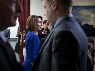 Pelosi, Trump tangle over 'cover-up' charge, as impeachment talk surges