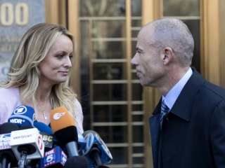 Michael Avenatti charged with stealing almost $300K from Stormy Daniels