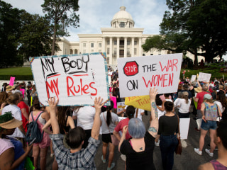 Planned Parenthood and ACLU sue over Alabama's 'extreme abortion ban'