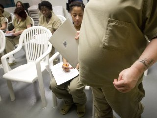 New law ends use of restraints on pregnant inmates as advocates push for more to be done