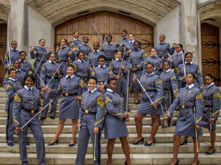 African American women graduate in record number from West Point