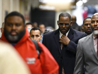 R. Kelly pleads not guilty, denied bail in sweeping sex-crime prosecution