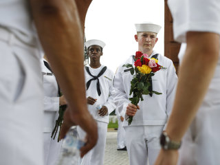 Memorial Day commemorations around the nation