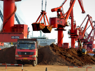 In U.S.-China trade war, rare earth elements (think smartphones) are latest flashpoint