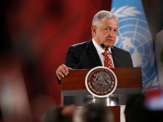 Mexico's Pres. López Obrador expects deal with U.S. over immigration