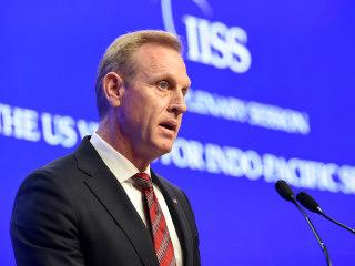 Acting Defense chief Shanahan vows U.S. will no longer 'tiptoe' around Chinese behavior in Asia