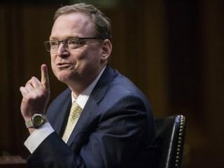Kevin Hassett, top White House economic adviser, is leaving, Trump says