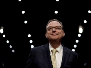 White House economic adviser Kevin Hassett says his departure is not because of tariffs