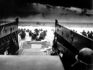 75 years ago: Photos from the D-Day invasion